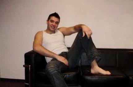 Profil von: Sexyenzo - nackte schwule, gays webcam